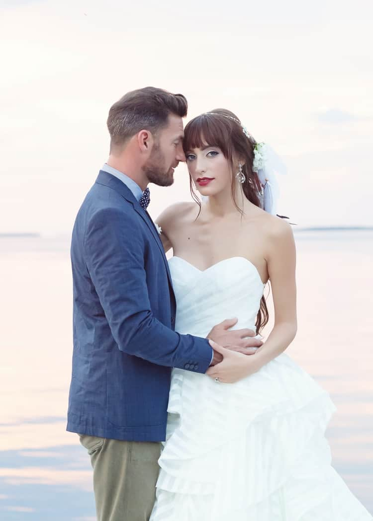 Key Largo Lighthouse Beach wedding 37