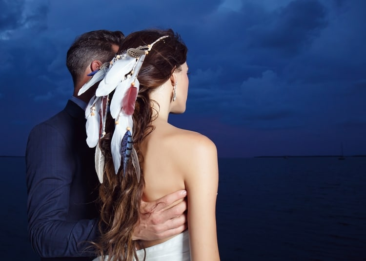 Key Largo Lighthouse Beach wedding 4
