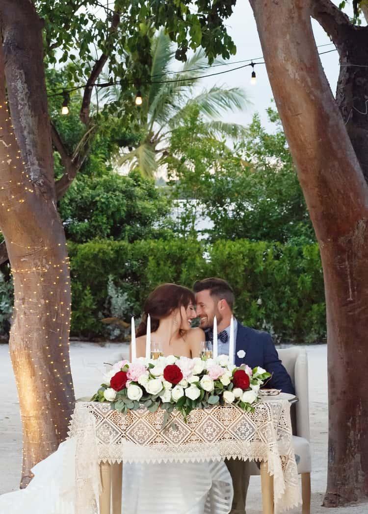 Key Largo Lighthouse Beach wedding 41