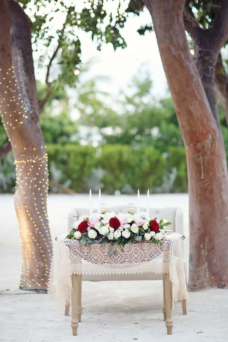 Key Largo Lighthouse Beach wedding 48