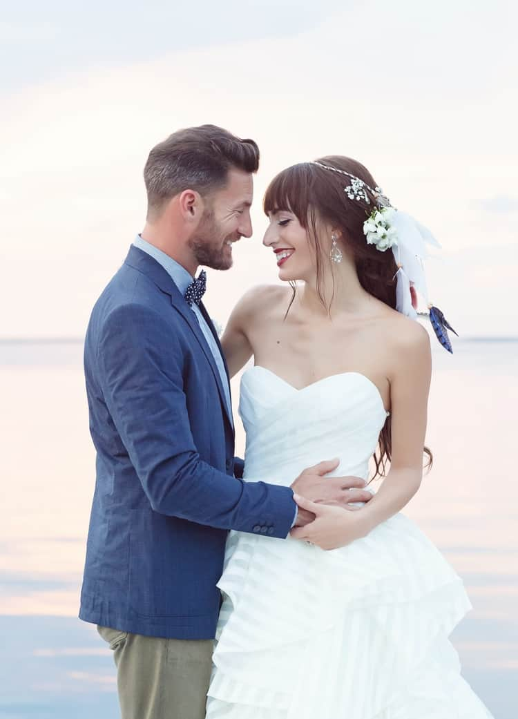Key Largo Lighthouse Beach wedding 5