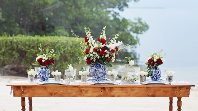 Key Largo Lighthouse Beach wedding 52
