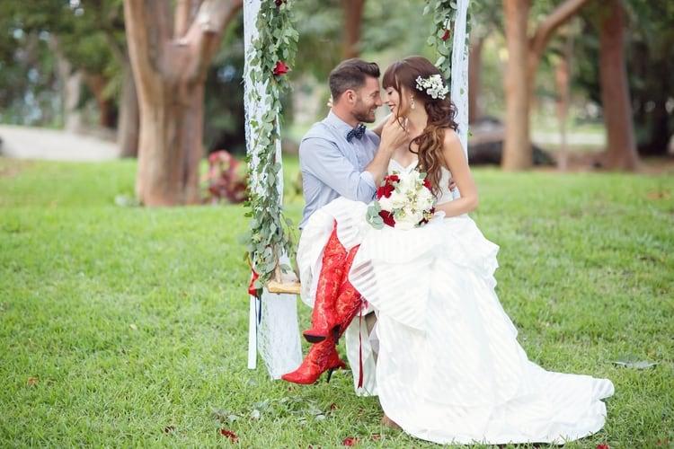 Key Largo Lighthouse Beach wedding 74