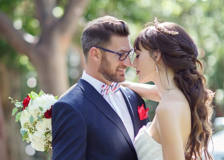 Key Largo Lighthouse Beach wedding 9