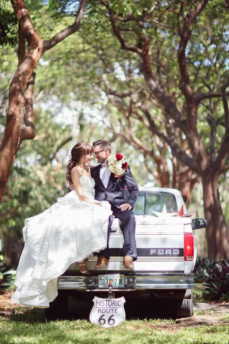 Key Largo Lighthouse Beach wedding 95