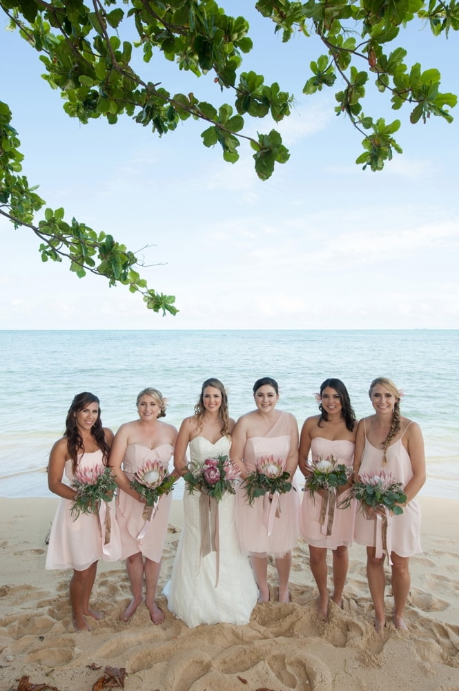 Kualoa Ranch wedding 111