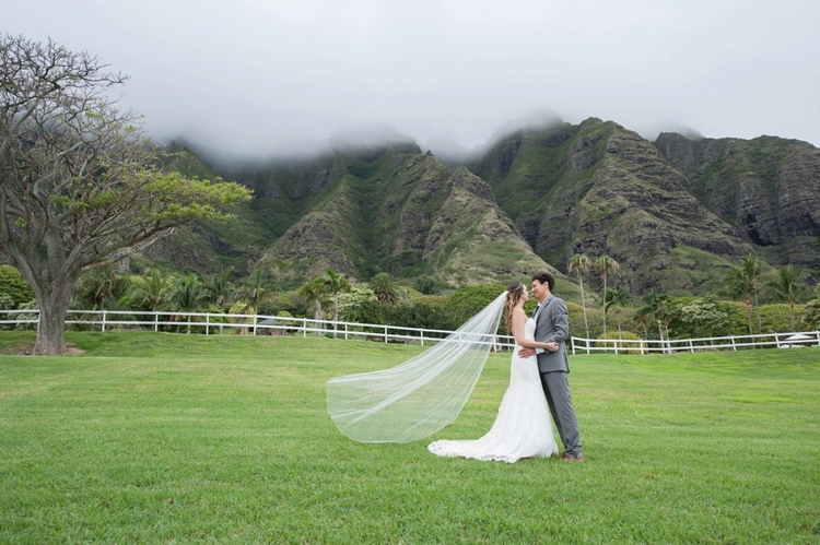 Kualoa Ranch wedding 41