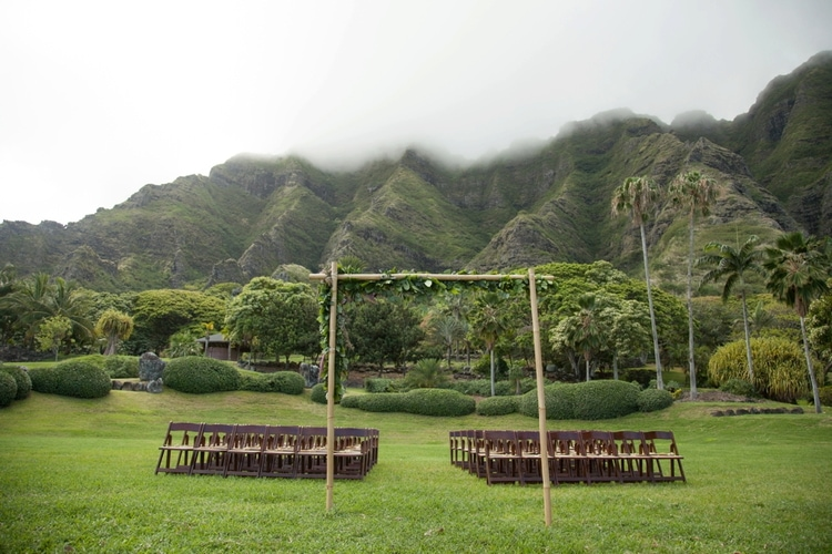 Kualoa Ranch wedding 99
