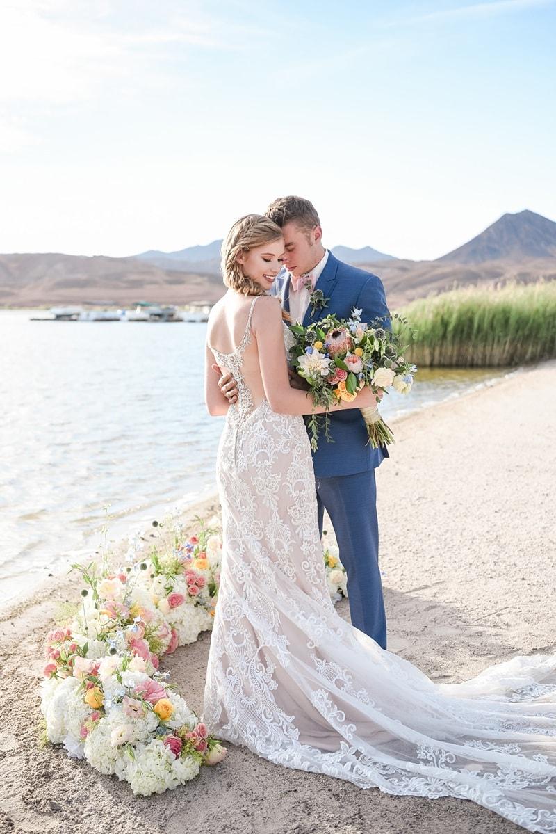 Lake Las Vegas Wedding 0013