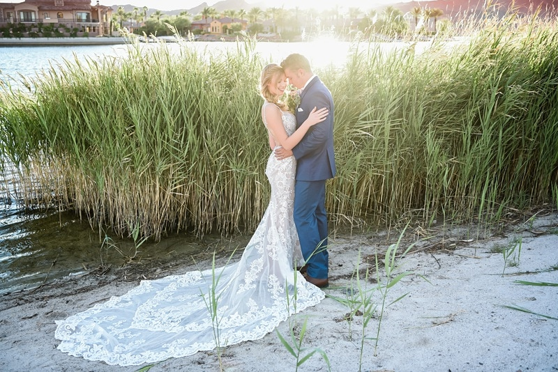 Lake Las Vegas Wedding 0048