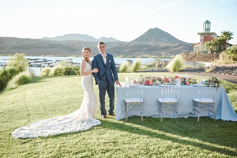 Lake Las Vegas Wedding 0056