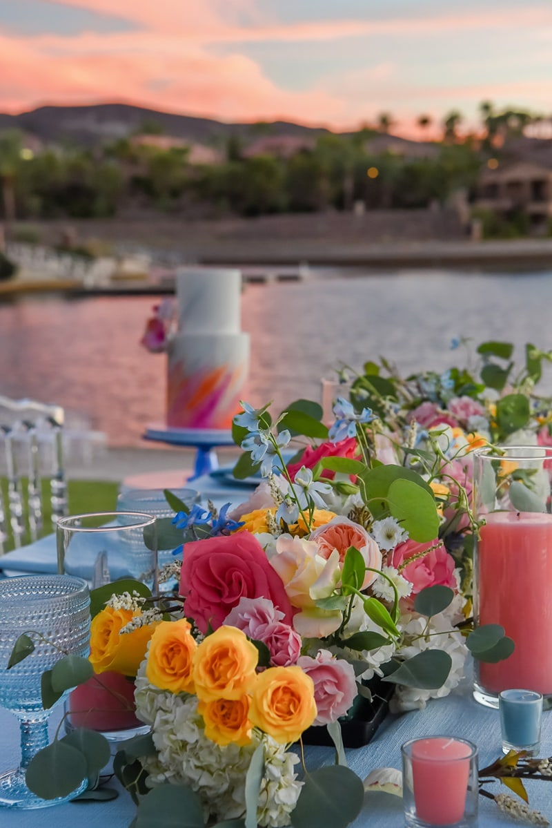 Lake Las Vegas Wedding 0097