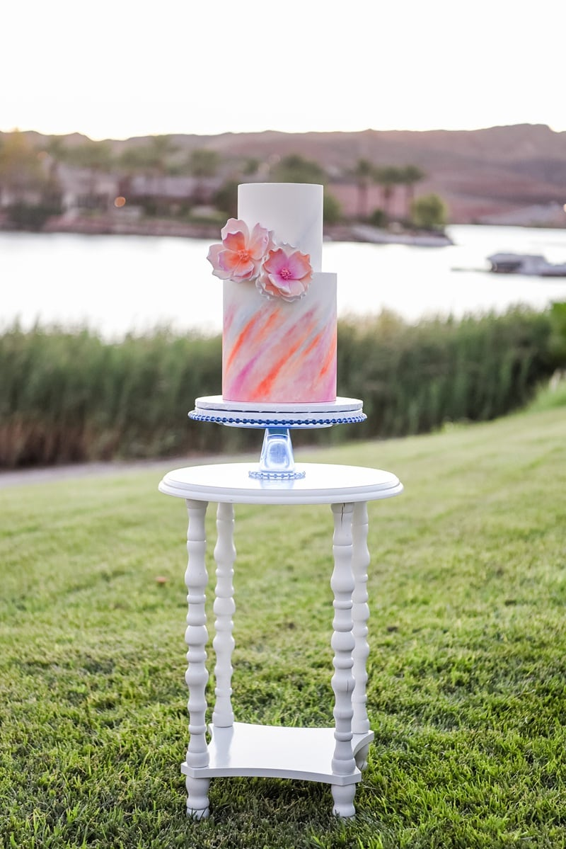 Lake Las Vegas Wedding 0098