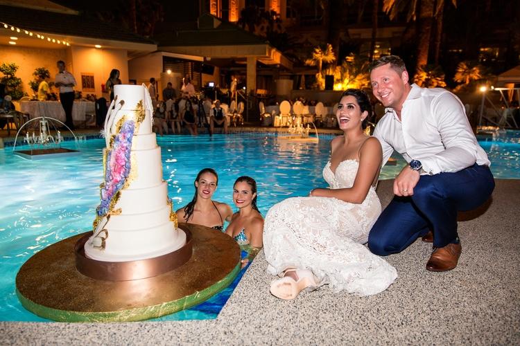Las vegas destination wedding 2