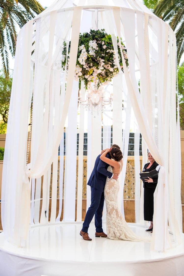 Whimsical Las Vegas Destination Wedding | Destination Wedding Details
