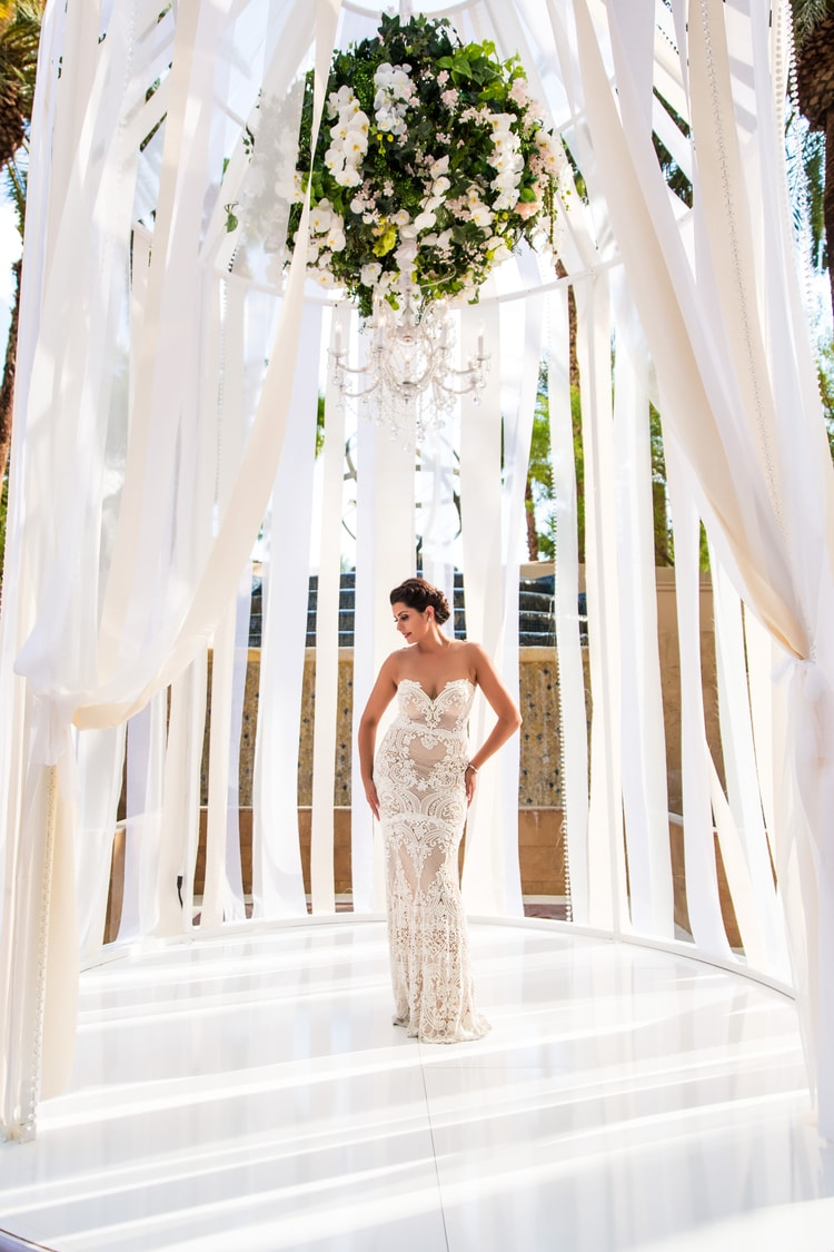 Whimsical Las Vegas Destination Wedding | Destination Wedding Details