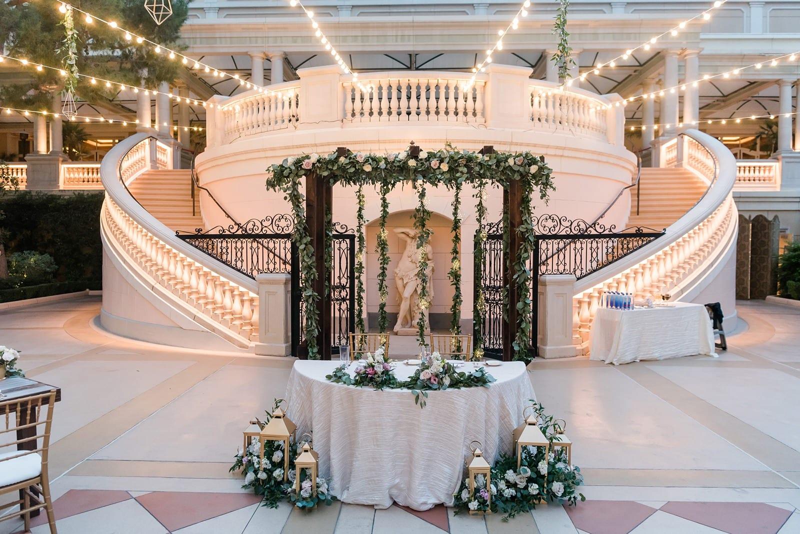 Luxe Las Vegas Destination Wedding At The Bellagio Destination