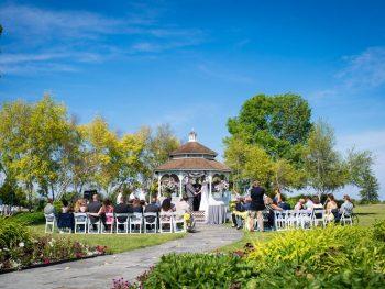 The Sweetest Destination Wedding in Mackinac Island