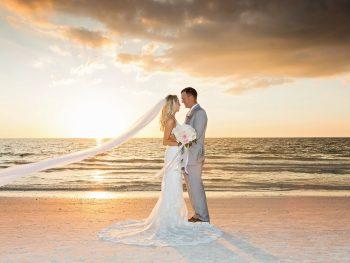 Elegant Marco Island Wedding with a Spectacular Sunset