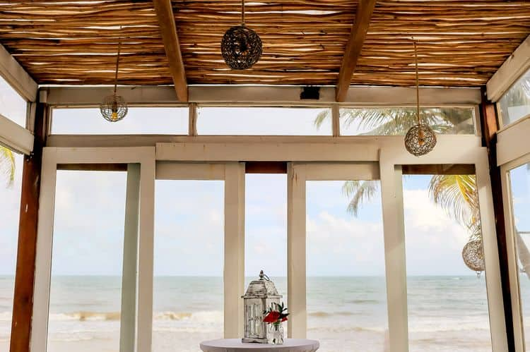 Mayan destination wedding at Casa Violeta in Tulum_107