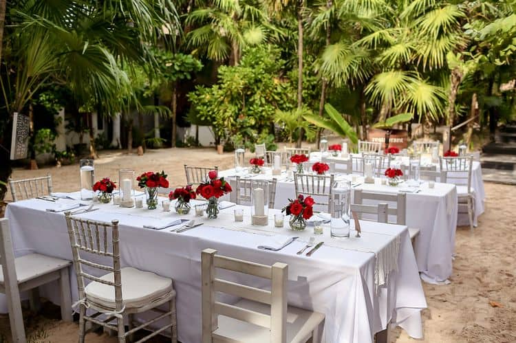Mayan destination wedding at Casa Violeta in Tulum_111