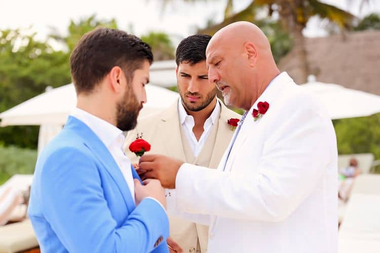 Mayan destination wedding at Casa Violeta in Tulum_119