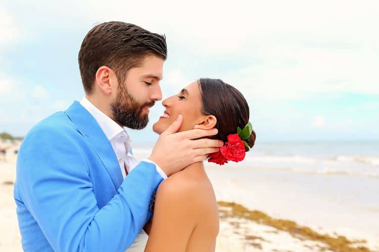 Mayan destination wedding at Casa Violeta in Tulum_127