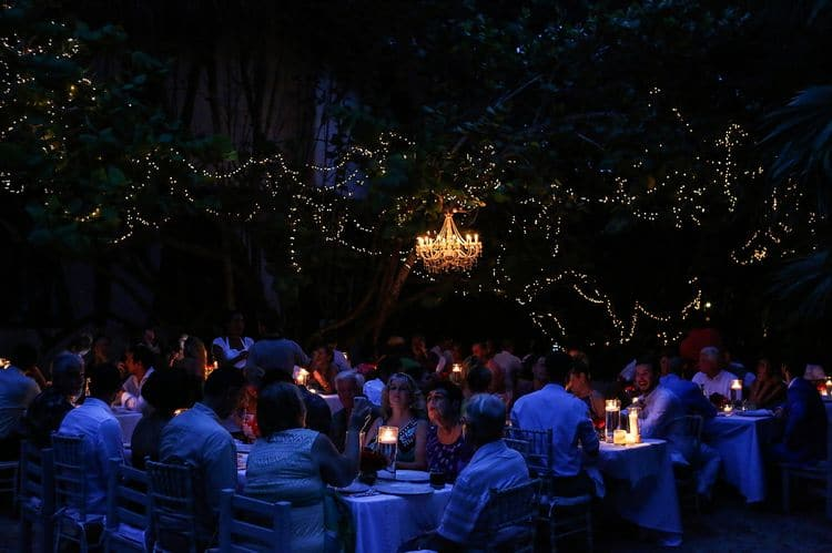 Mayan destination wedding at Casa Violeta in Tulum_24