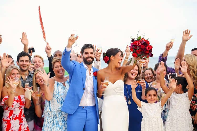 Mayan destination wedding at Casa Violeta in Tulum_39