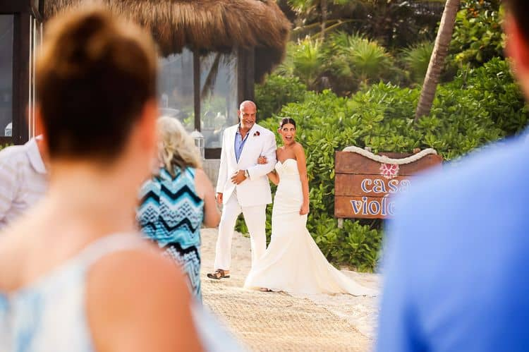 Mayan destination wedding at Casa Violeta in Tulum_93