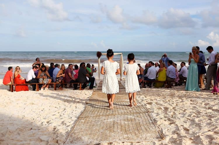 Mayan destination wedding at Casa Violeta in Tulum_95