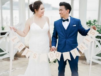 Moon Palace Jamaica Wedding Filled with Gorgeous DIY Details