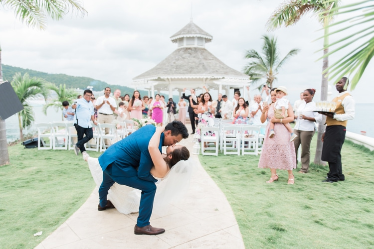 Moon Palace Jamaica wedding 19