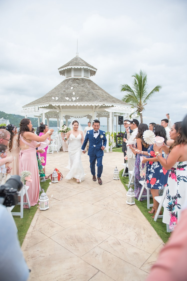 Moon Palace Jamaica wedding 21