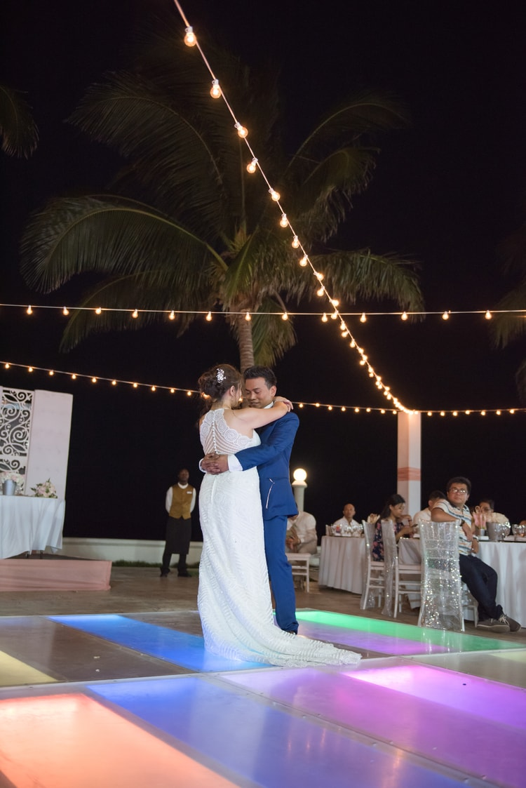 Moon Palace Jamaica wedding 7