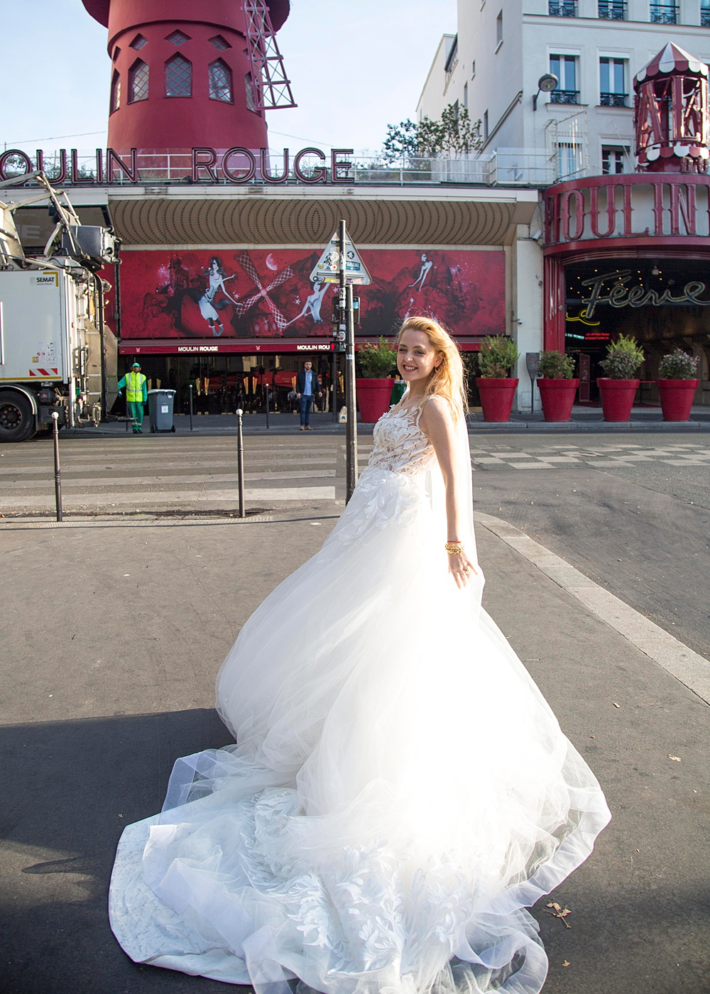 Moulin Rouge Wedding Inspiration