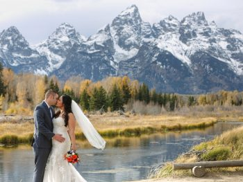 Mountain Destination Wedding with Breathtaking Views