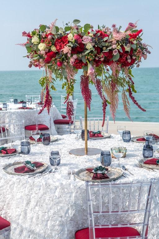 Nurai Island Abu Dhabi Wedding