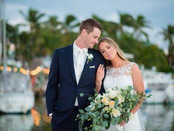 Organic Key Largo Beach Wedding