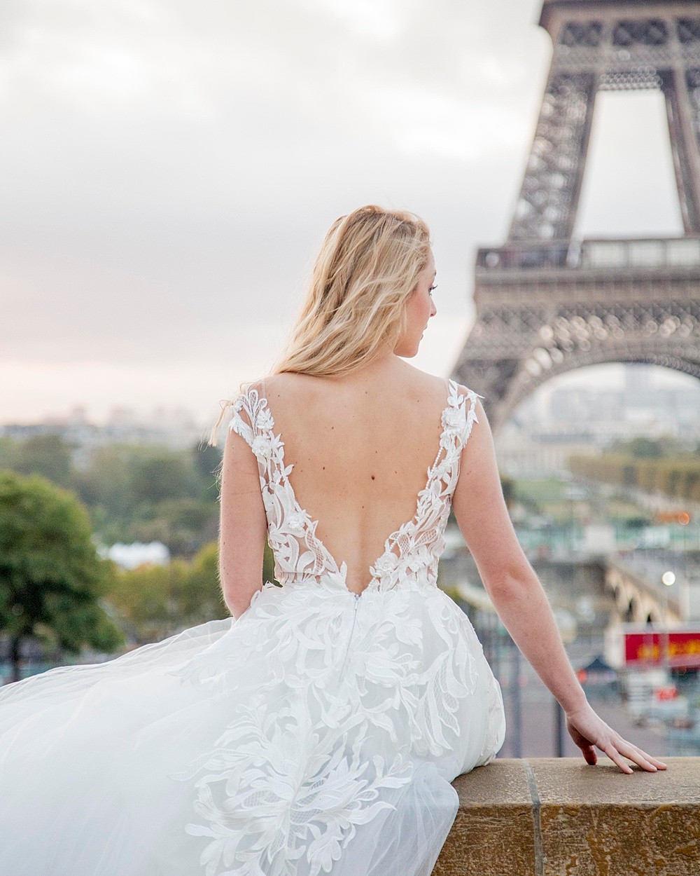 Paris Dream Wedding Inspiration
