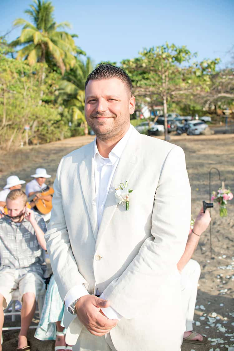 Paya Ocotal Beach Wedding 002