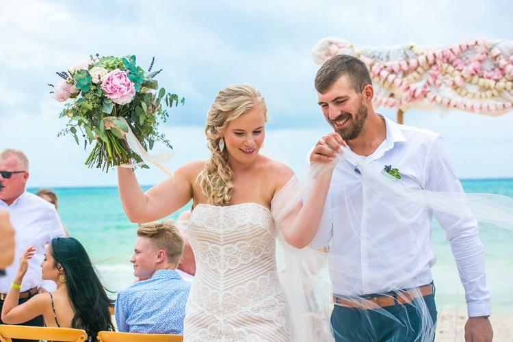 Playa Del Carmen Destination Wedding  34