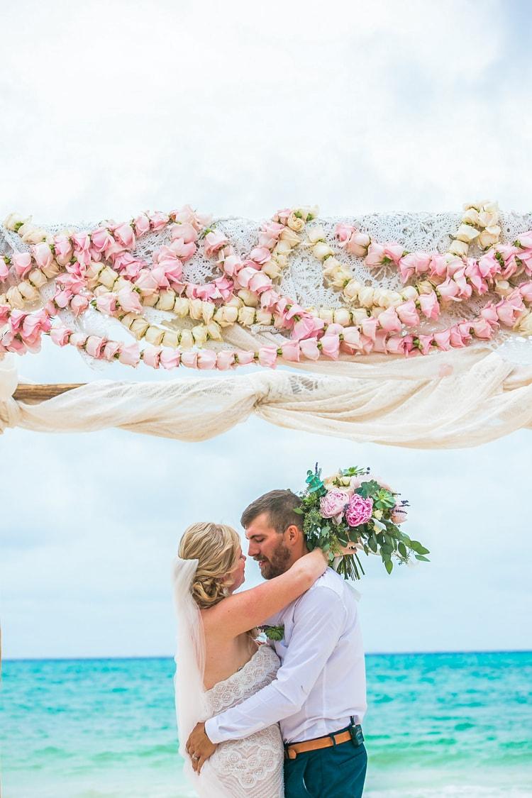 Playa Del Carmen Destination Wedding  36