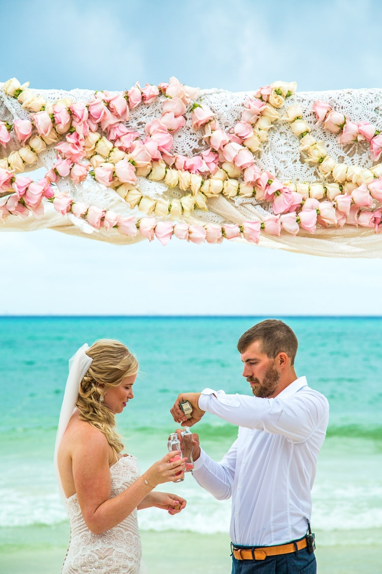 Playa Del Carmen Destination Wedding  39