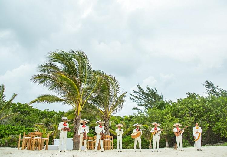 Playa Del Carmen Destination Wedding  42