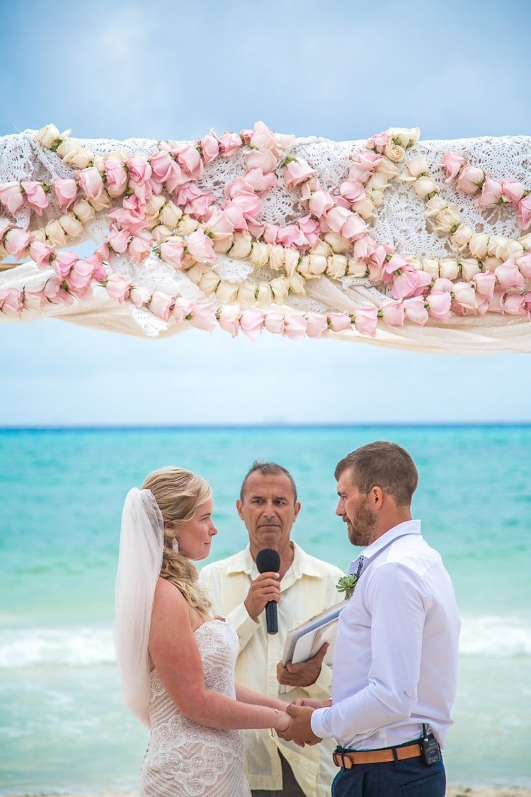 Playa Del Carmen Destination Wedding  45