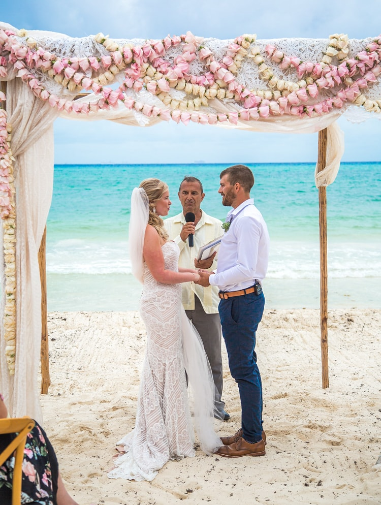 Playa Del Carmen Destination Wedding  46