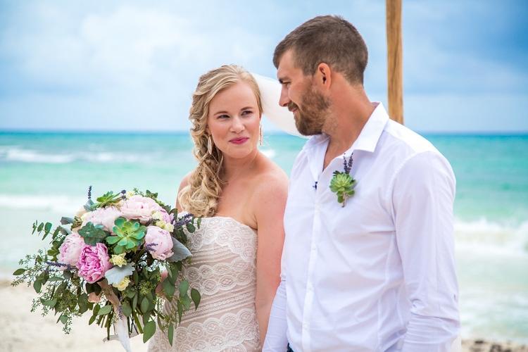 Playa Del Carmen Destination Wedding  47