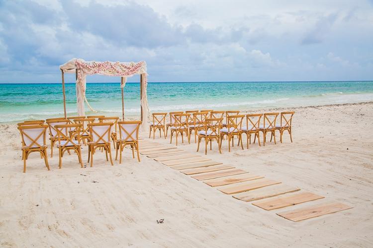Playa Del Carmen Destination Wedding  63