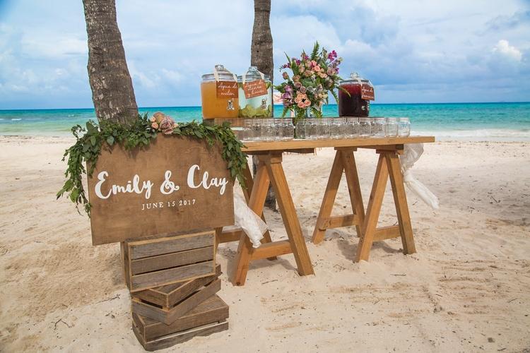 Playa Del Carmen Destination Wedding  65